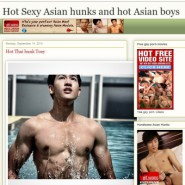 Hot Asian boys and Naked Asian hunks