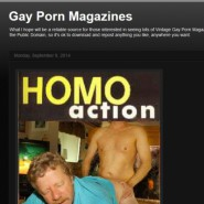 Gay Porn Magazine Covers