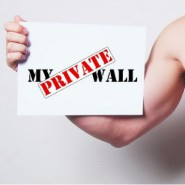 My private wall