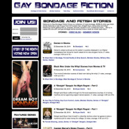 Gay Bondage Fiction