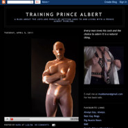 Training Prince Albert