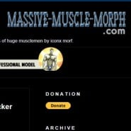 Massive Muscle Morphs by IconX
