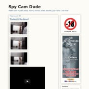 Spy Cam Dude