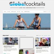 Global Cocktails - Gay News
