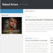 Naked Actors