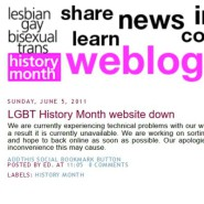 Lgbt History Month Uk