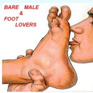 bare male & foot lovers