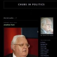 Chubs In Politics