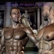 THE ART OF MUSCLE BY MSSF