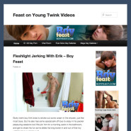 Feast on Young Twink Videos