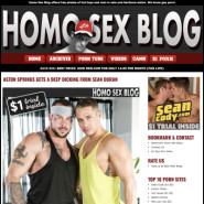 Homo Sex Blog
