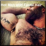 Hot men with Facial Hair