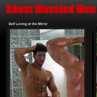 About Muscled Men