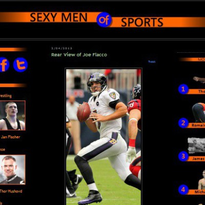 Sexy Men of Sports