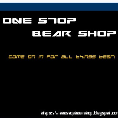 One Stop Bear Shop