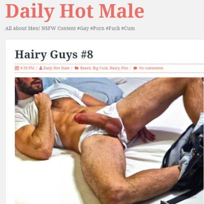 Daily Hot Male