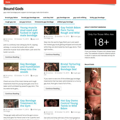 Best of Bound Gods Updates
