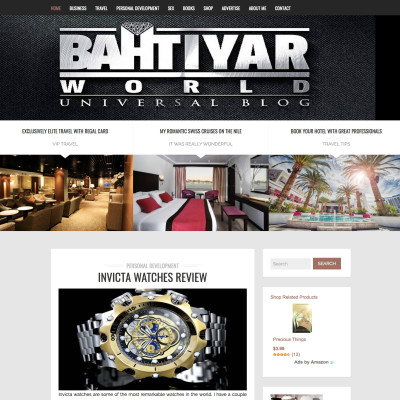 Bahtiyar World